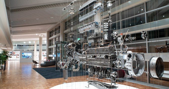 Cummins ще създаде завод за производство на двигатели в Манхайм на сегашния обект на Mercedes-Benz