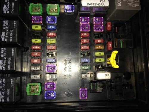 small resolution of 2014 ram fuse box diagram wiring diagram yer 2013 dodge ram 1500 fuse box 2013 ram 1500 fuse box