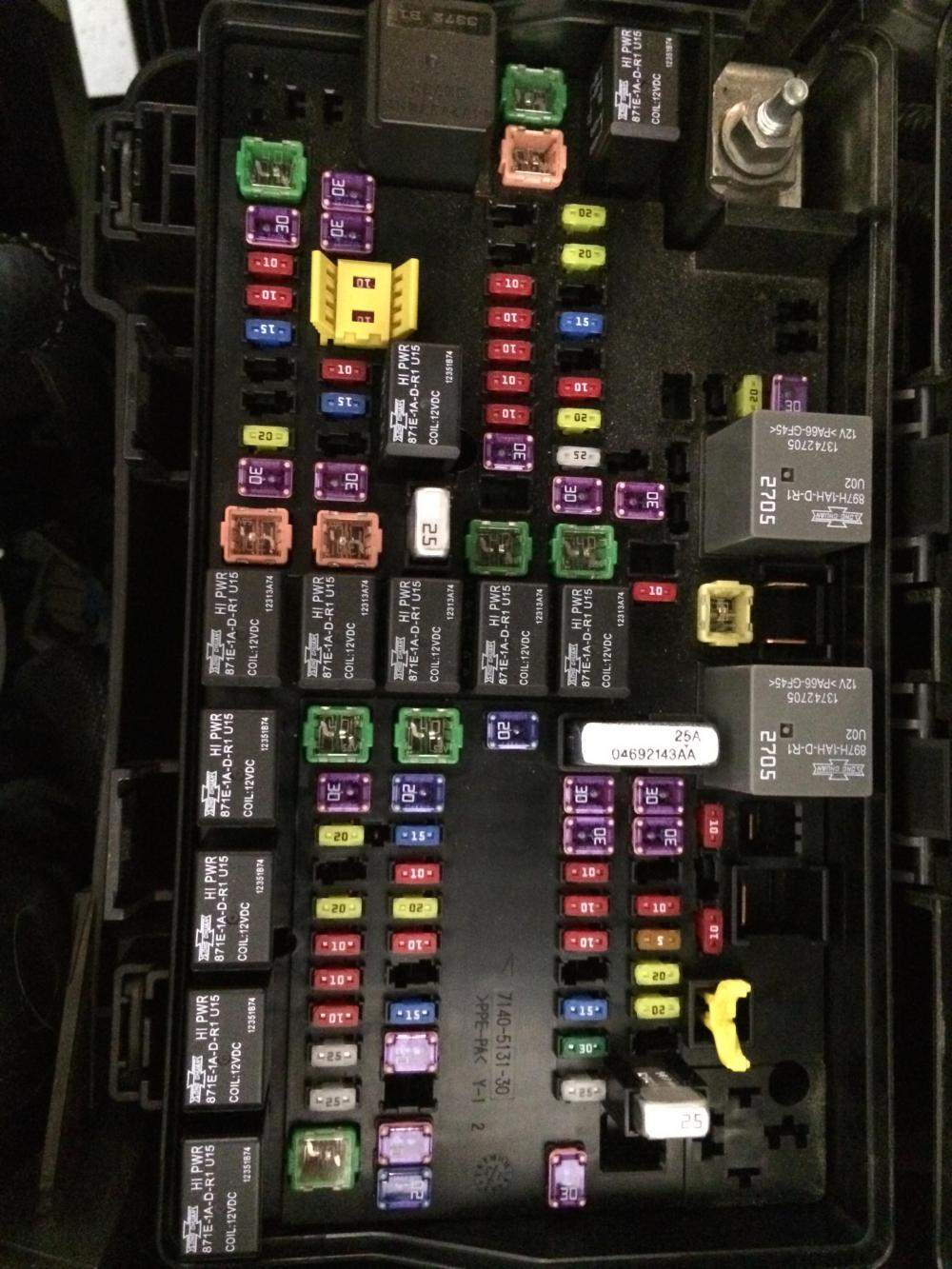 medium resolution of 2014 ram fuse box wiring diagram option 2013 ram 1500 interior fuse box location 2013 ram 1500 fuse box