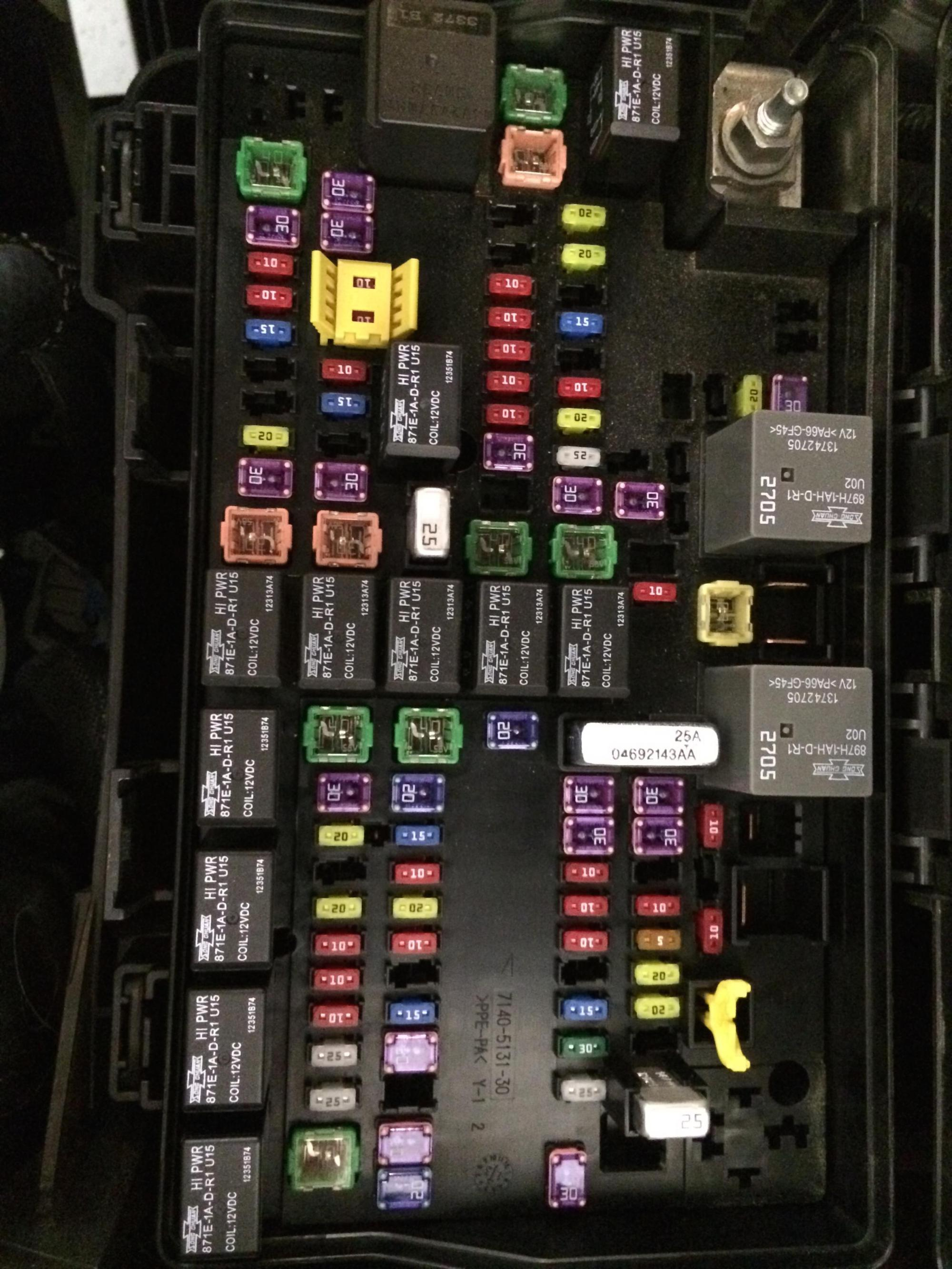 hight resolution of 2014 ram fuse box wiring diagram option 2013 ram 1500 interior fuse box location 2013 ram 1500 fuse box