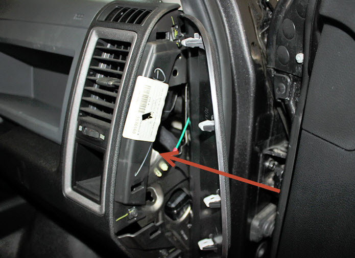 Dodge Cab Light Wiring Kit