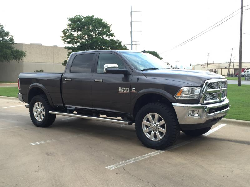 2013 2014 Ram 1500 Lifted Truck