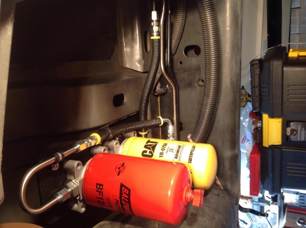 medium resolution of cat ram 2500 fuel filters