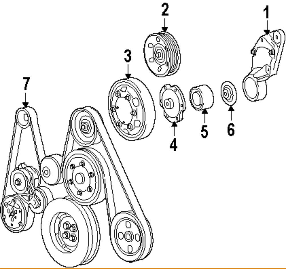 hight resolution of fan belt broke replace fan clutch dodge cummins diesel forum 2012 ram 2500 2015 ram 2500 belt diagram