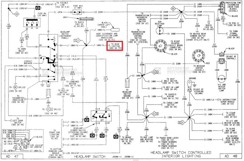 power switch box wiring diagram