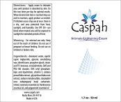 Cummins Label - caspah label