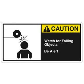 Cummins Label - caution label