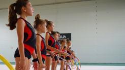 Gimnaste de la CS Victoria Cumpăna. FOTO Cumpăna News