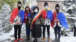 Ceremonie de Ziua Națională a României la Cumpăna. FOTO Cumpăna News