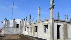 """Au fost reluate lucrările la Grădinița cu Program Prelungit """"Sfânta Maria"""" și la Centrul de Tineret. FOTO Primăria Cumpăna"""