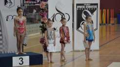 Gimnaste de la Victoria Cumpănă, medaliate. FOTO Clubul Sportiv Victoria Cumpăna
