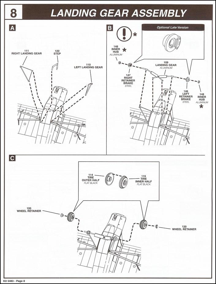 Cumulus Soaring, Inc.- Revell Scale Model Kits