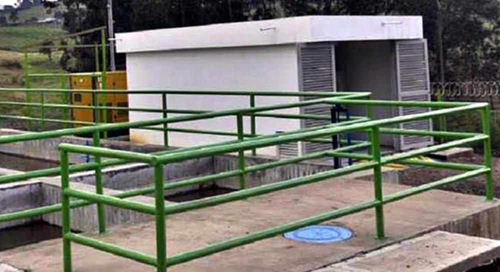 Acueducto de Tabio evitará el racionamiento.