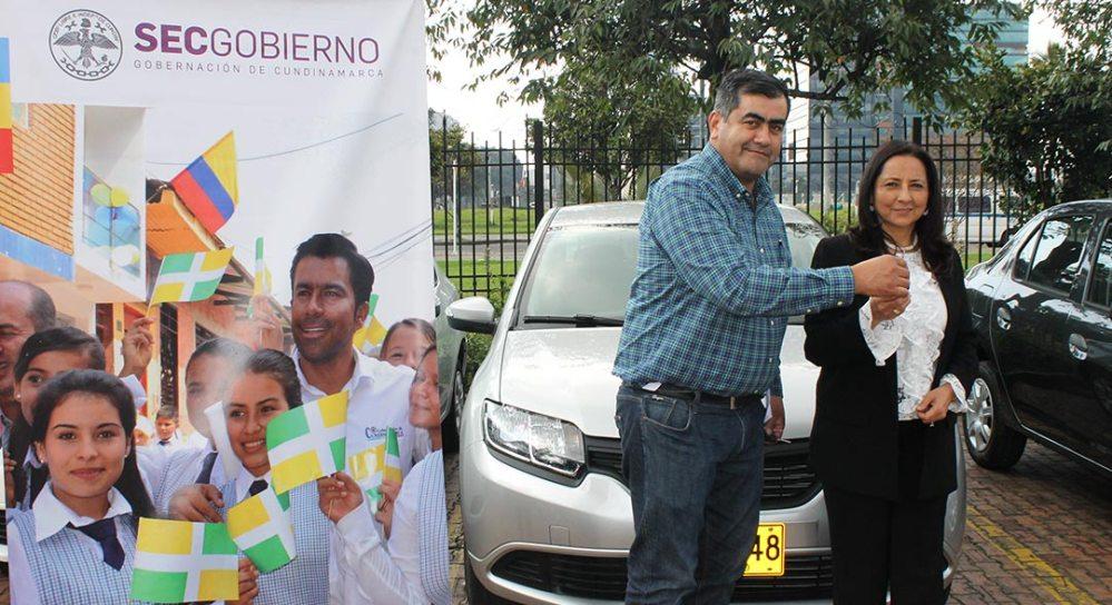 Dotación de vehículos al CTI