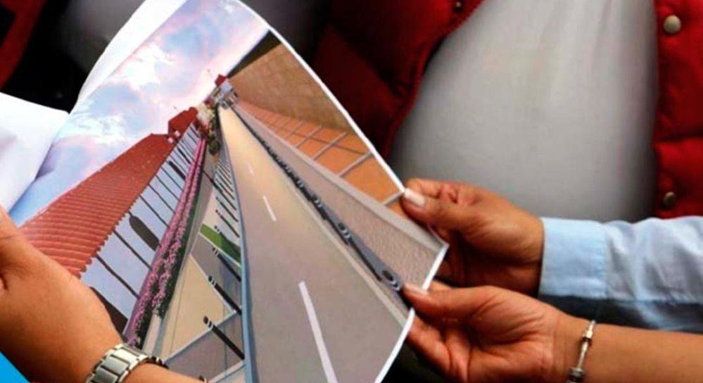 Obras complementarias mejorarán el ordenamiento de los espacios urbanos