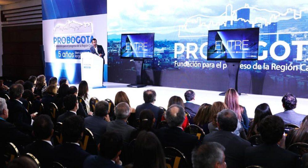 Presentación Probogotá - Jorge Emilio Rey
