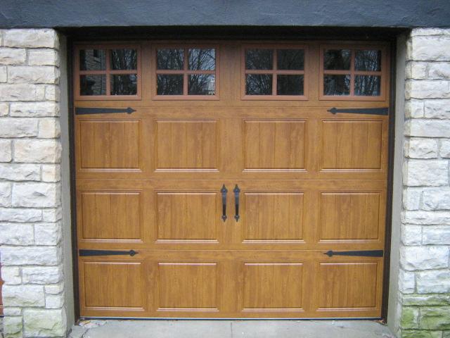 Clopay  Cunningham Door  Window