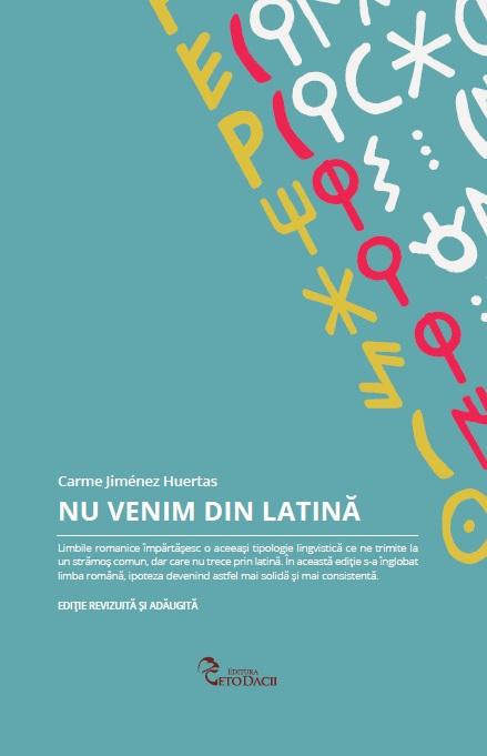 Nu venim din latina coperta