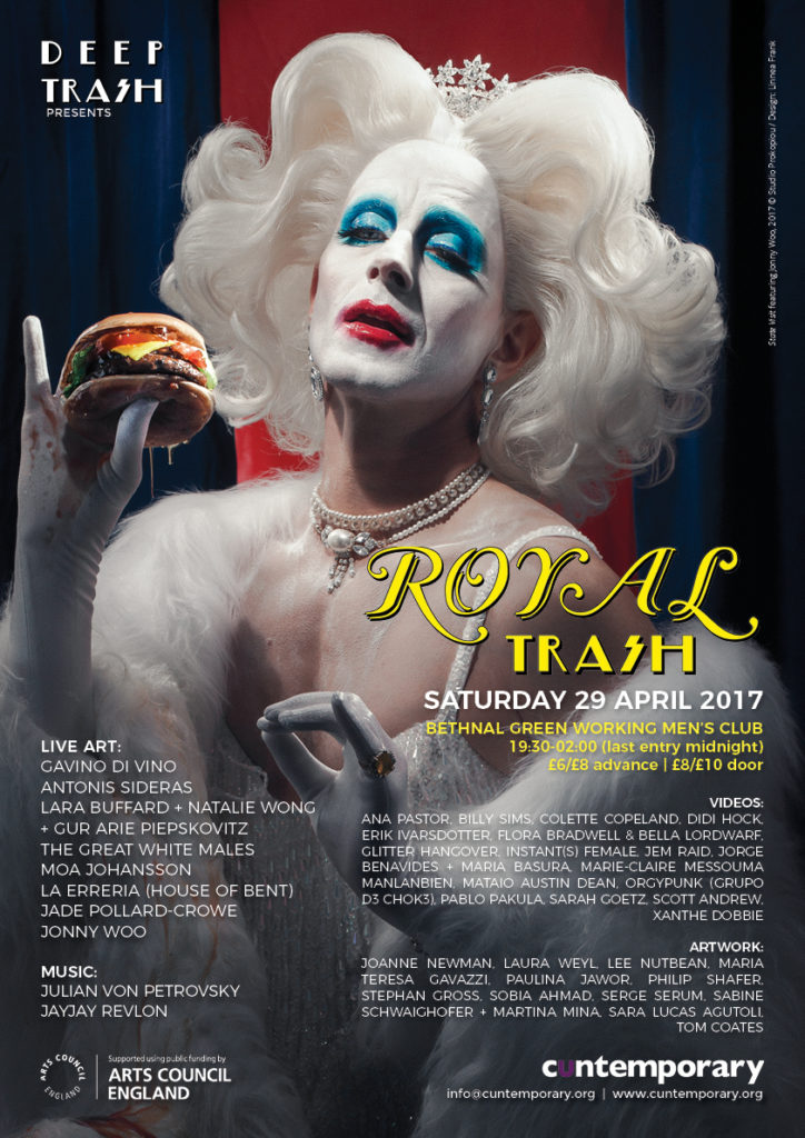 Royal Trash Poster