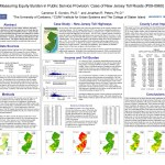 TRB 2008 Measuring Equity Burden in Public Service Provision Case of New Jersey Toll Roads (P09-0960)