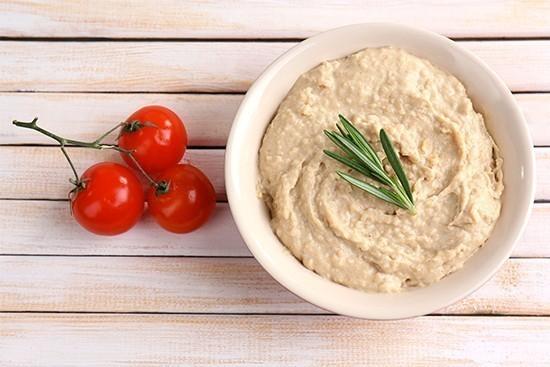Hummus libanese