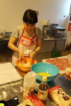 Ilaria in cucina con Neko's Kitchen