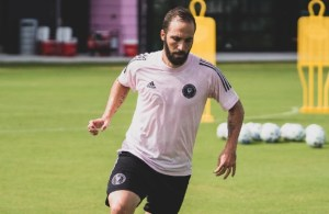 Higuain Inter Miami