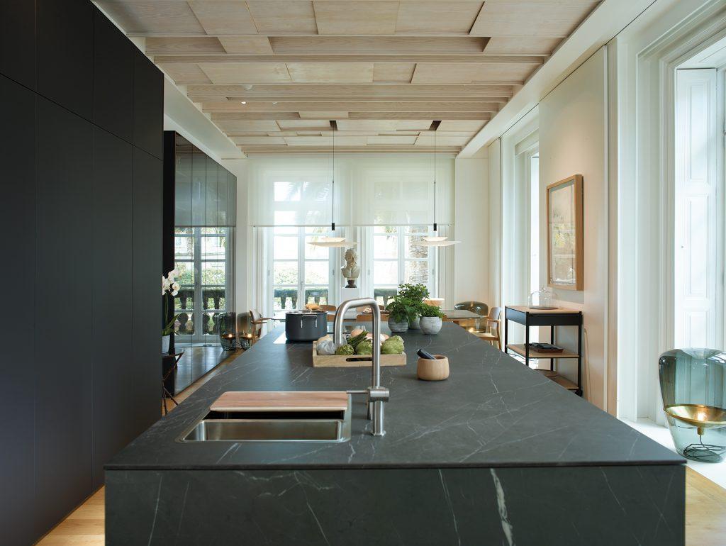 CUPA STONE en la nueva coleccin de mobiliario de cocinas