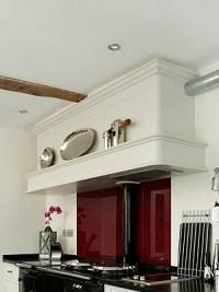 Kitchen canopies | Mantel shelf | MDF canopy