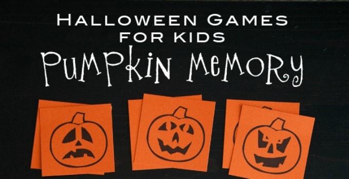 printable halloween games for
