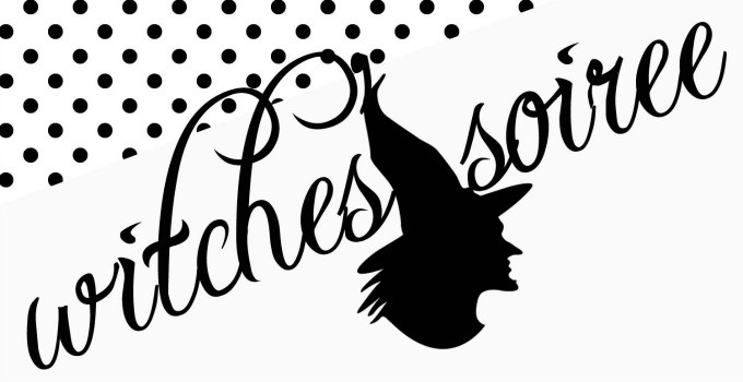 Witches Soiree FREE Printable Invitation {30 Days of