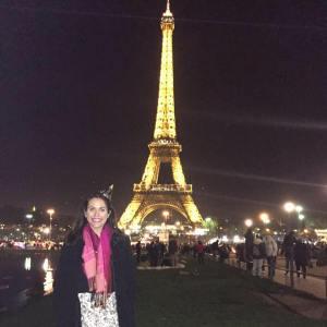 Amanda Effiel Tower Dec15