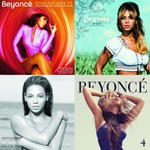 POPSUGAR Beyonce Workout Playlist