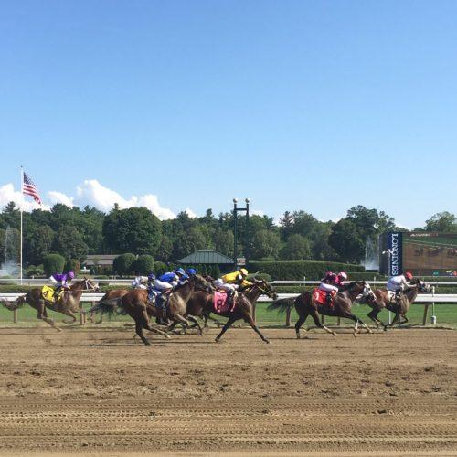 Saratoga Rack Track // Cupcake N Dreams