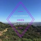 LA Hiking Cupcake N Dreams