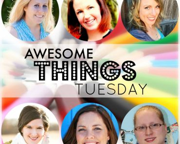 Awesome Things Tuesday Link Party | http://cupcakesandcrowbars.com
