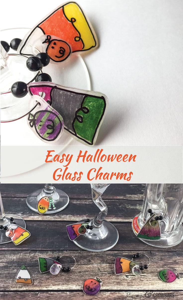 DIY Halloween Charms