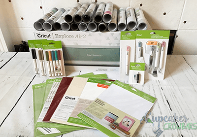 Cricut Explore Air 2 and A Ton of other Cricut Goodies