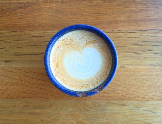 Maple Latte from Wonder in Boulder, Colorado   www.cupcakesandthecosmos.com