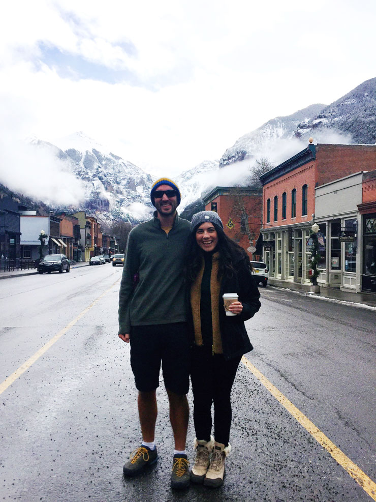 Our First Trip To Telluride