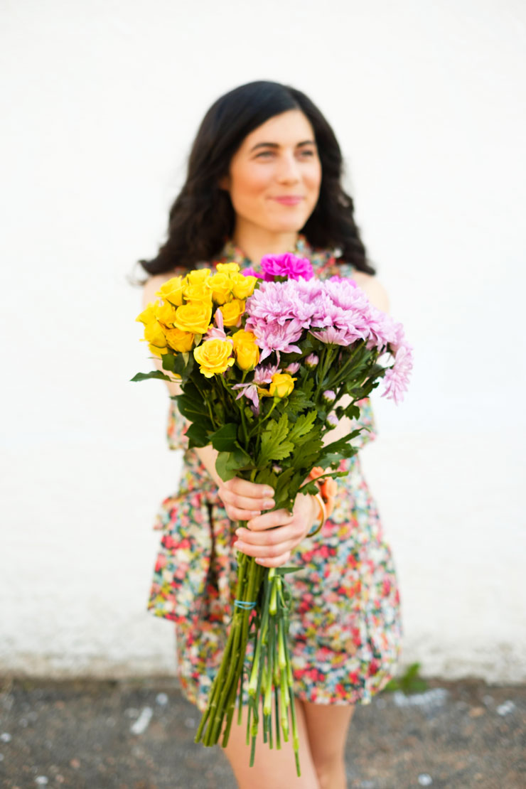 Summer Floral Set + A J. Crew Event! | www.cupcakesandthecosmos.com