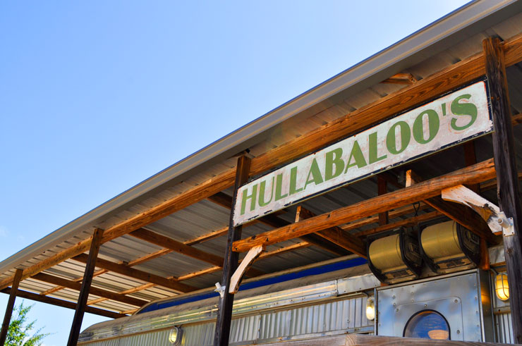 Best Breakfast in College Station at Hullabaloo's Diner | www.cupcakesandthecosmos.com