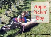 Apple Pickin' Day
