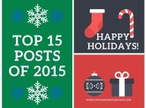 Top 15 Posts of 2015