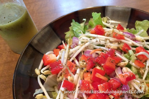 Easy Homemade Italian Vinaigrette Salad Dressing