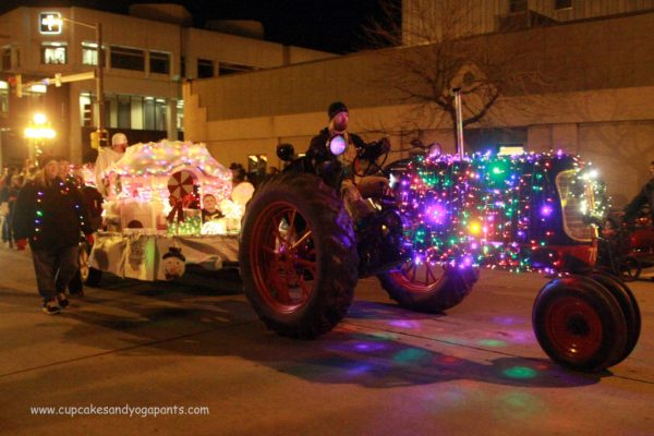 annual holiday parade