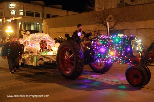 annual holiday parade