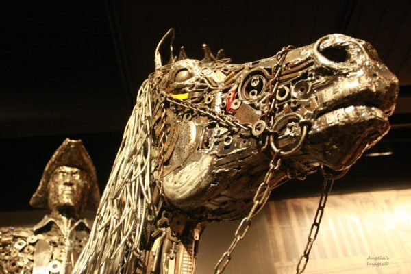 The Metal Horse