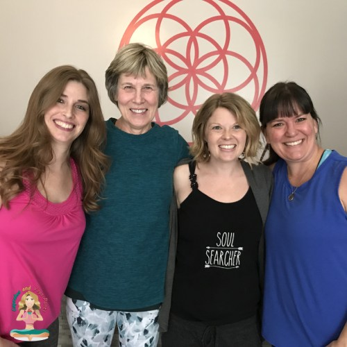Evolve yoga friends