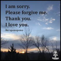 A Simple Hawaiian Healing Prayer: Ho'oponopono